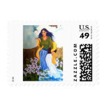 "Golden Age, 1.8"" x 1.3"", Stamp (1st Class 1oz)"