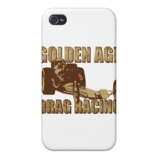 golden age drag racing digger dragster iPhone 4/4S case