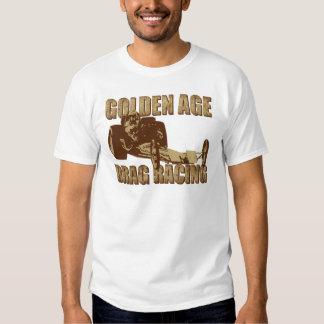 golden age drag racing digger dragster shirt