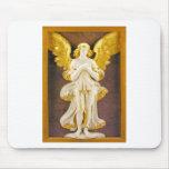 Golden Angel Mousepads