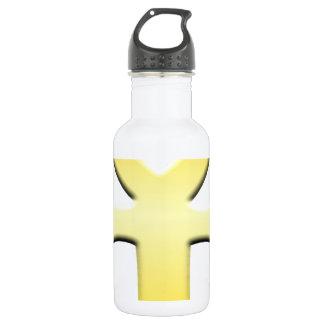 Golden Ankh Water Bottle