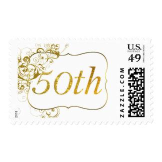 Golden Anniversary Stamp