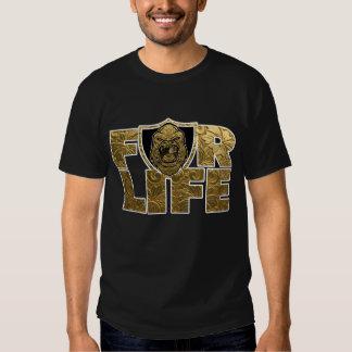 Golden Ape BeastMode For Life T-Shirt