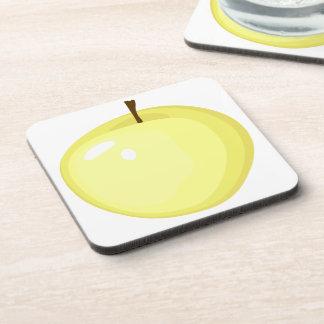 Golden Apple Coasters
