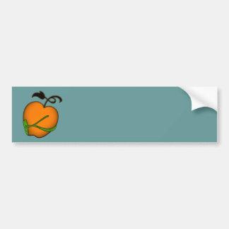 Golden Apple of Eris Bumper Sticker