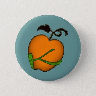 Golden Apple of Eris Pinback Button