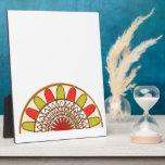 Golden Arc : SUN Sunshine Design Photo Plaque
