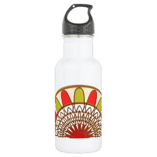 Golden Arc : SUN Sunshine Design Stainless Steel Water Bottle