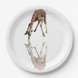 GOLDEN ARCH PAPER PLATE