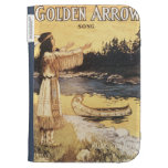 Golden Arrow Song Cases For The Kindle