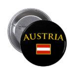 Golden Austria Button