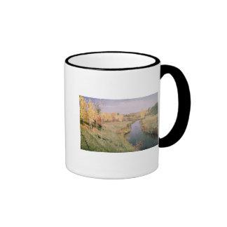 Golden Autumn, 1895 Ringer Coffee Mug