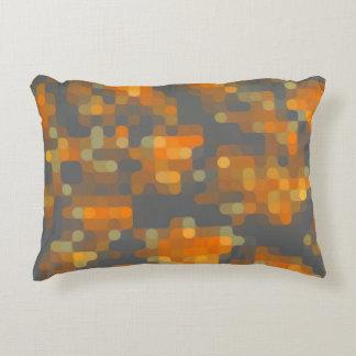 Golden Autumn Accent Pillow