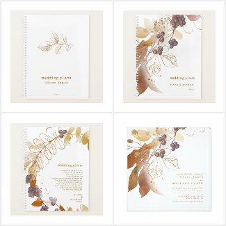 Golden Autumn Wedding