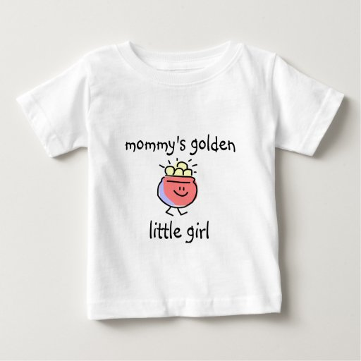 golden baby by bulldOzer teez T-shirts