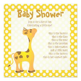 Golden Baby Giraffe Announcement