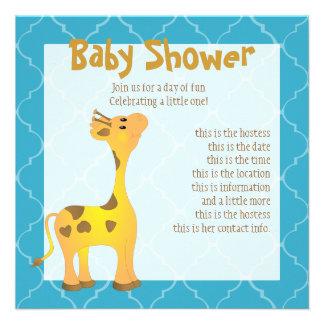 Golden Baby Giraffe Announcements