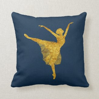 Throw Pillow Method Space Faerie : Dancin Darling - Gifts for Dancers and more!