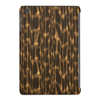 Golden Bamboo Nature Pattern Device Case
