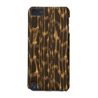 Golden Bamboo Nature Pattern Device Case iPod Touch (5th Generation) Cover
