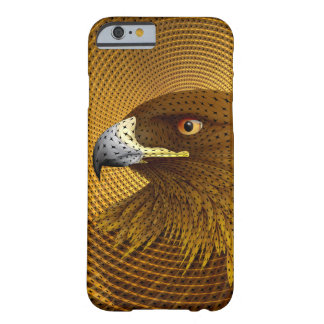 Golden Barely There iPhone 6 Case