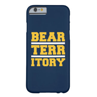 Golden Bear Territory Barely There iPhone 6 Case