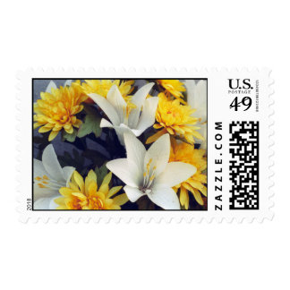 Golden Beauty Postage
