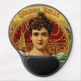 Golden Belle Gel Mouse Pad