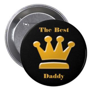 Golden Best Daddy Button