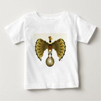 Golden Bird Baby T-Shirt