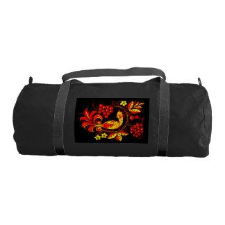 Golden Bird Duffle Bag