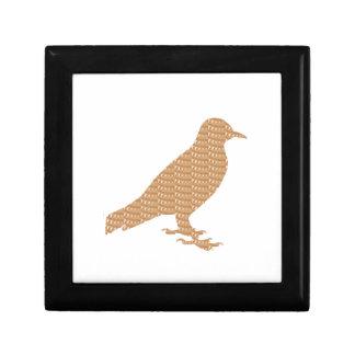 GOLDEN Bird: Pet Kids Zoo Play Decoration lowprice Jewelry Box