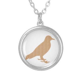 GOLDEN Bird: Pet Kids Zoo Play Decoration lowprice Necklace