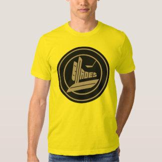 Golden Blades T-shirt