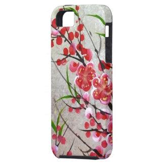 Golden Blossom Case-Mate Tough™ iPhone SE/5/5s Case