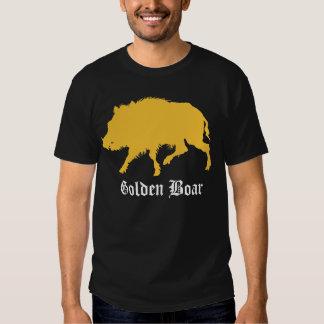 Golden Boar Wild Boar T-Shirt Dark Colors