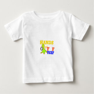 Golden Boo! Girly TGIF Thanks God Its Friday Hakun Baby T-Shirt