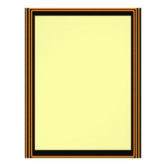 GOLDEN BORDER Plain Sheets Flyer
