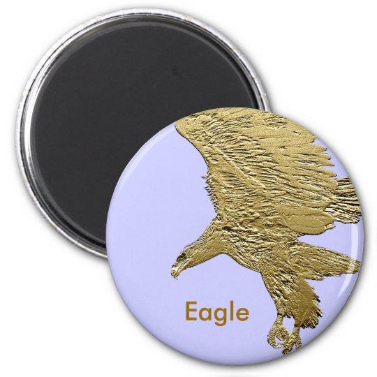 """""""Golden Boy"""" Eagle gifts Magnet"""