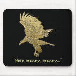 """""""Golden Boy"""" Eagle gifts Mouse Pads"""