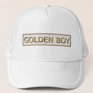 GOLDEN BOY TRUCKER HAT