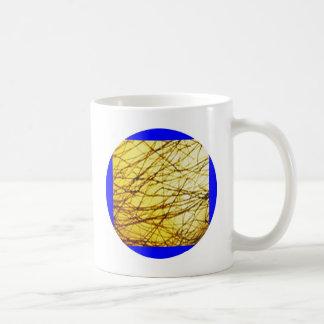 Golden Braids Coffee Mug