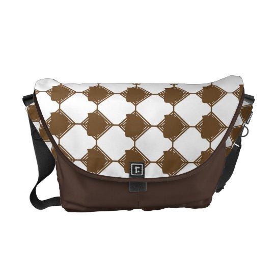 Golden Brown Dridge Bag