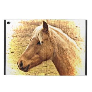 Golden Brown Horse in Sun Powis iPad Air 2 Case