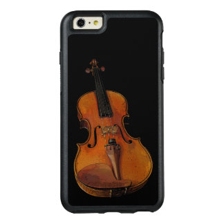 Golden Brown Violin OtterBox iPhone 6 Plus Case