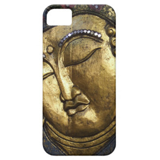 Golden Buddha Blessing Inspirational Love iPhone SE/5/5s Case