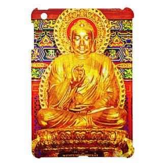 GOLDEN BUDDHA BLESSINGS ART PRINT iPad MINI CASES