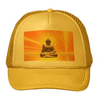 Golden Buddha Trucker Hat