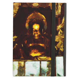 Golden Buddha Kyoto Japan Abstract Impressionism Case For iPad Air