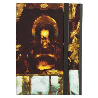 Golden Buddha Kyoto Japan Abstract Impressionism iPad Air Case